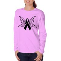 Ladies' Ultra CottonTM Long-Sleeve T-Shirt Thumbnail