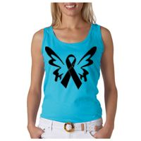 Ladies' Heavyweight Cotton Tank Top Thumbnail